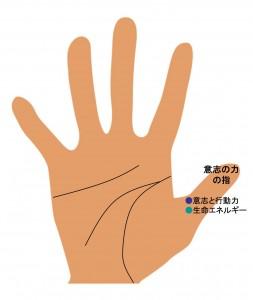 10指の手相(6)