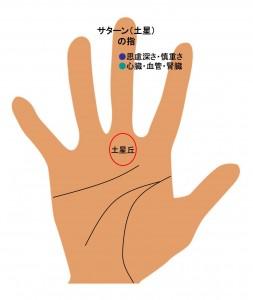 7指の手相(3)