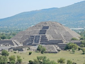 メキシコピラミッド