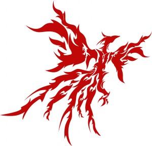 火の鳥 鳳凰 フェニックス