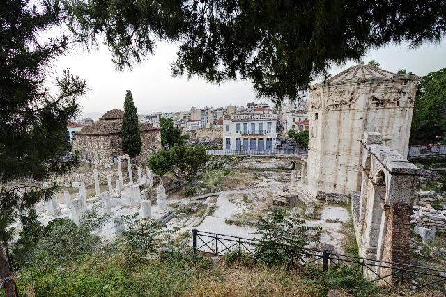 オリンピアのゼウス像