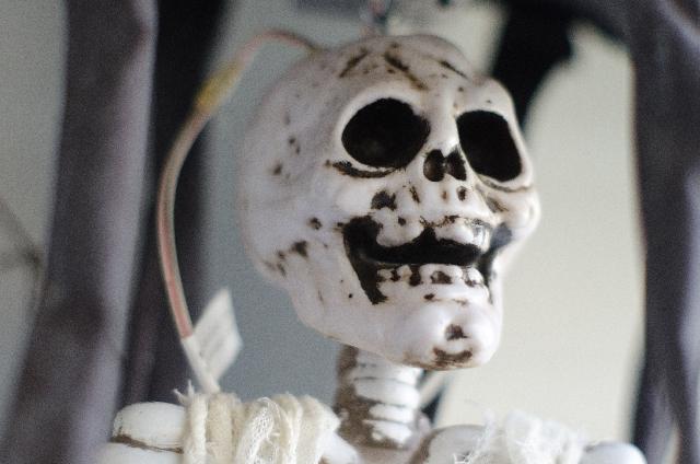 ペルー頭蓋骨手術